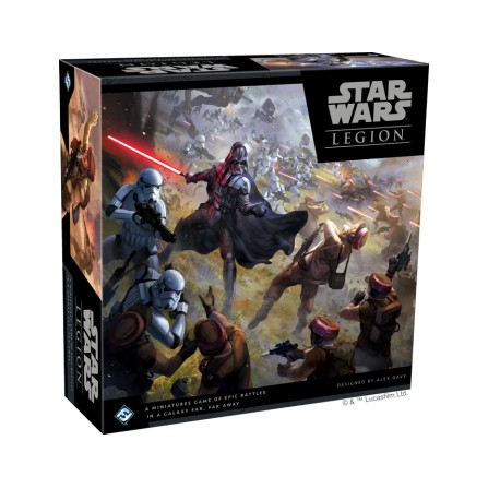 FFG - Star Wars Legion - Core Set