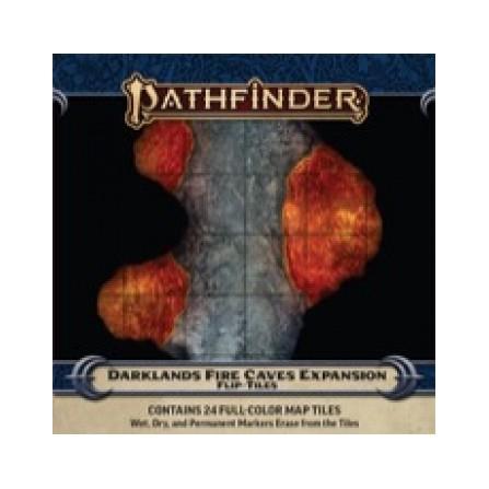 Pathfinder Flip-Tiles: Darklands Fire Caves