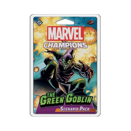 FFG - Marvel Champions: The Green Goblin Scenario Pack