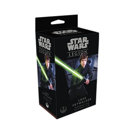FFG - Star Wars Legion - Luke Skywalker Operative Expansion