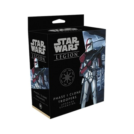 FFG - Star Wars Legion - Phase I Clone Troopers Upgrade Expansion