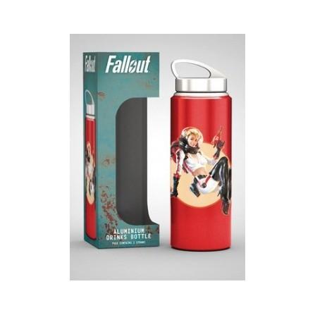 GBeye Aluminium Drink Bottle - Fallout Nuka Cola