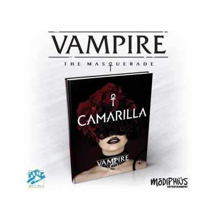 The Masquerade 5th Edition Camarilla Book