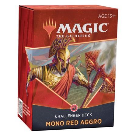 MTG - Challenger Deck 2021 Mono Red Aggro