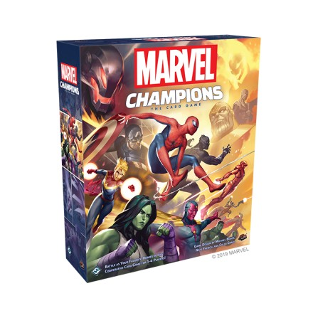 FFG - Marvel Champions: The Card Game