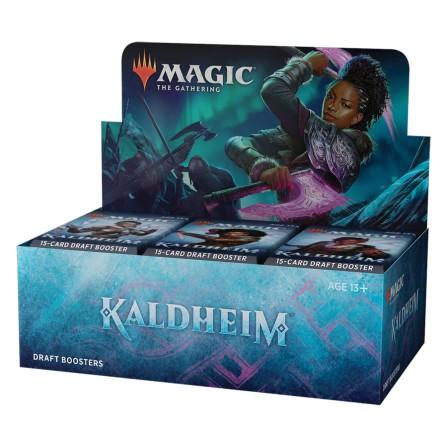Kaldheim Draft Booster Display Pre-Order